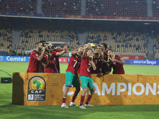 CHAN Total 2020: a second crown for Morocco