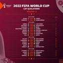 Éliminatoires Coupe du Monde FIFA 2022 - Calendrier de la 3e journée (Zone Afrique)