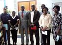 Préparatifs CAN 2021 : une délégation de la radiotélévision gambienne à l'UAR