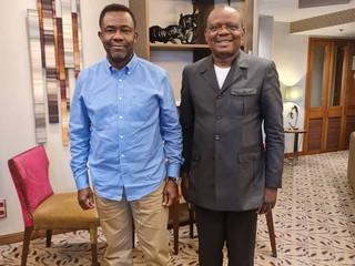La CAF et l'UAR mutualisent les efforts pour le développement  du football africain