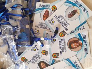 CHAN Cameroun 2020: les équipes UAR à pied d'oeuvre