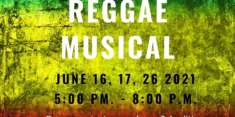 Auditions - Power Game A Reggae Musical