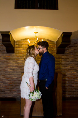 Chapel Wedding Ceremony Photography