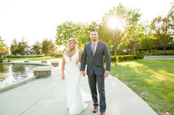 Elopement Wedding Ceremony Photo