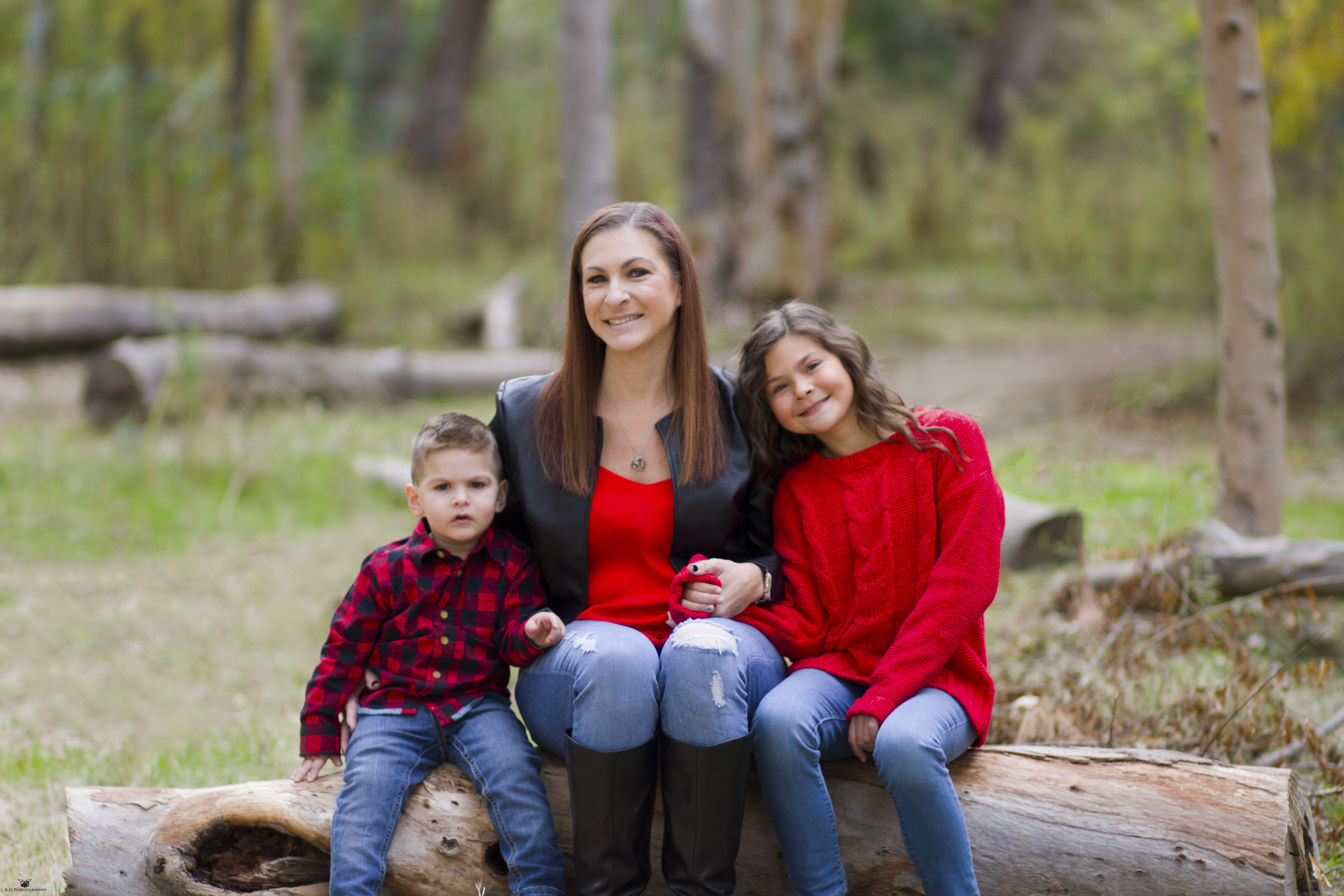 Christmas Family Photoshoot 2019
