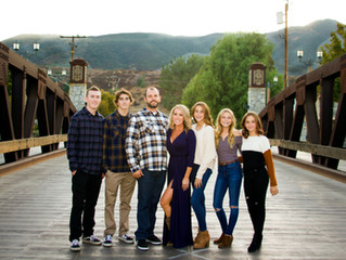 Fall & Holidays Family Photography!