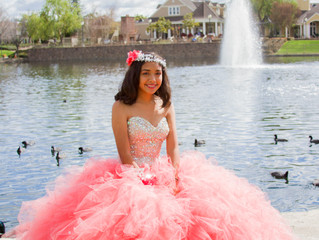 Quinceanera/15th Birthday Party Photo