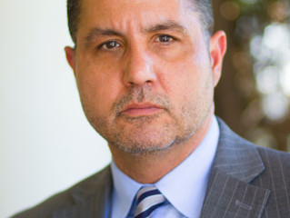 Business Portraits for Lawyer Evan Vargas