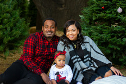 Christmas 2020 Family Photoshoot