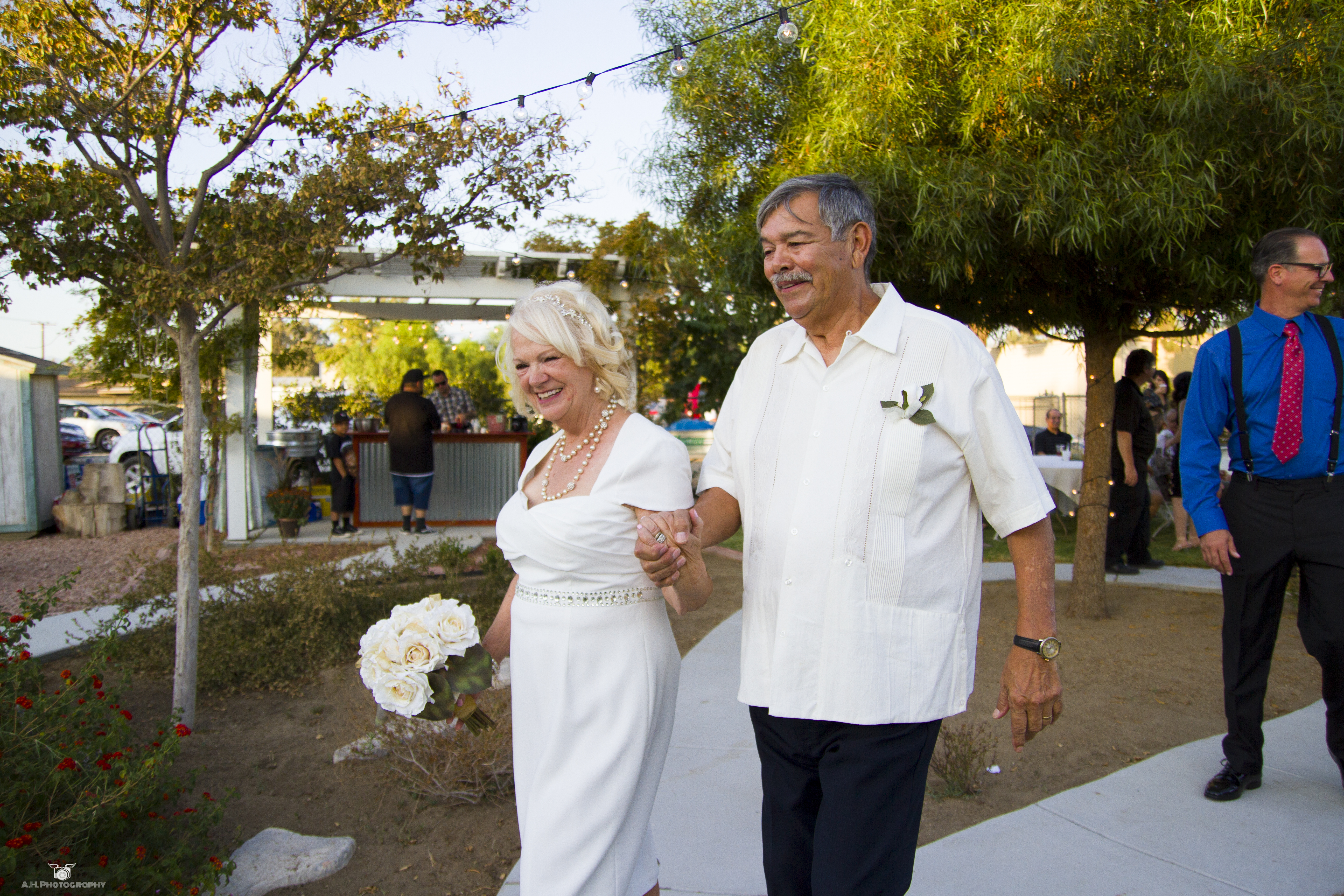 50th Wedding Anniversary Vows Renew