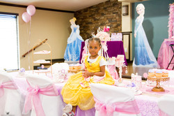 5th birthday party for Kennedy