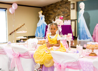 5th Birthday Party for Kennedy!