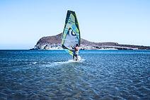 World class wndsurfing on Maui