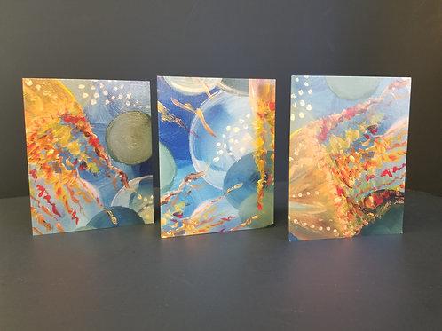 Jellyfish Notecards