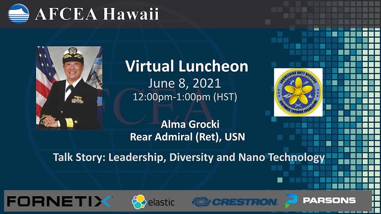 Talk Story: Leadership, Diversity and Nano Technology