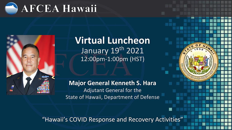 Hawaii's COVID-19 Response and Recovery Activities