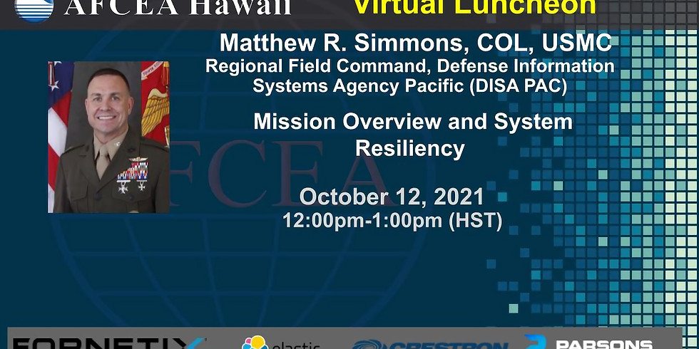 Mission Overview and System Resiliency