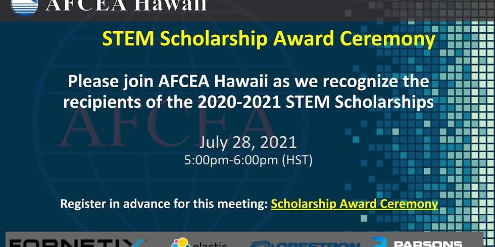STEM Scholarship Award Ceremony