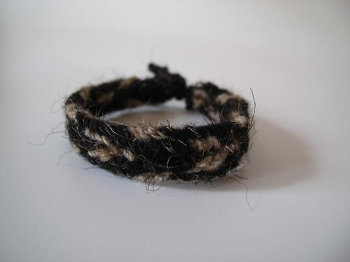GiveLight Fingerwoven Bracelet