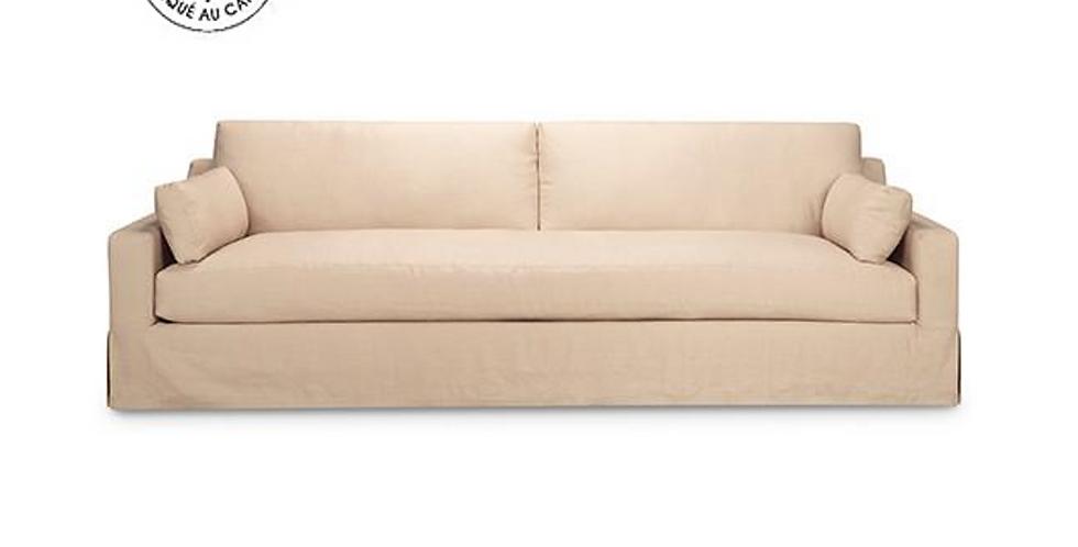 Straight Sofa Wide