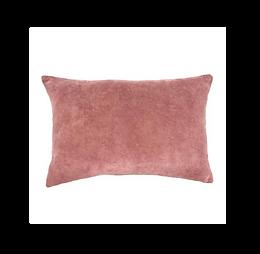 16 x 24 Velvet Rawsberry Pillow