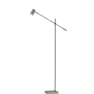 Ette Silver Floor Lamp