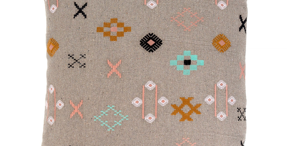 24x24 Nicobar Cushion