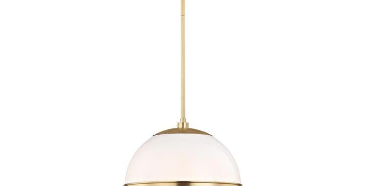 Truax Chandelier Brass