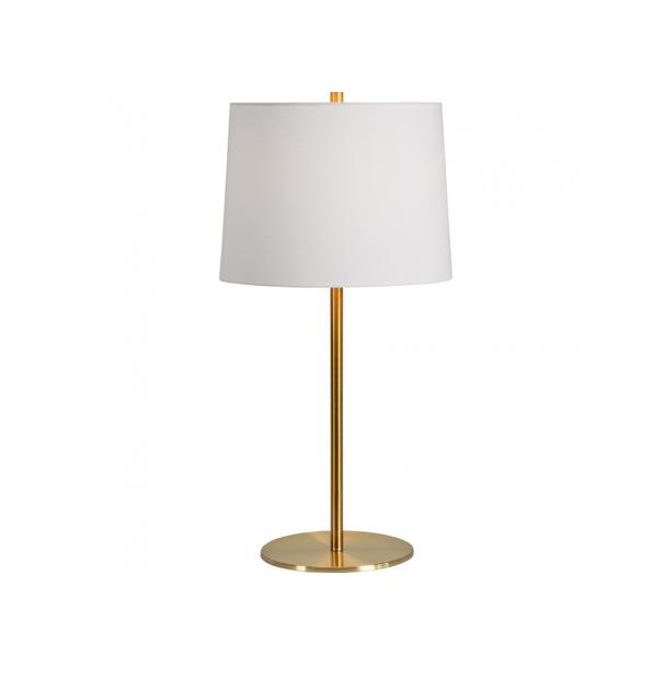 Skinny Goldtable Lamp