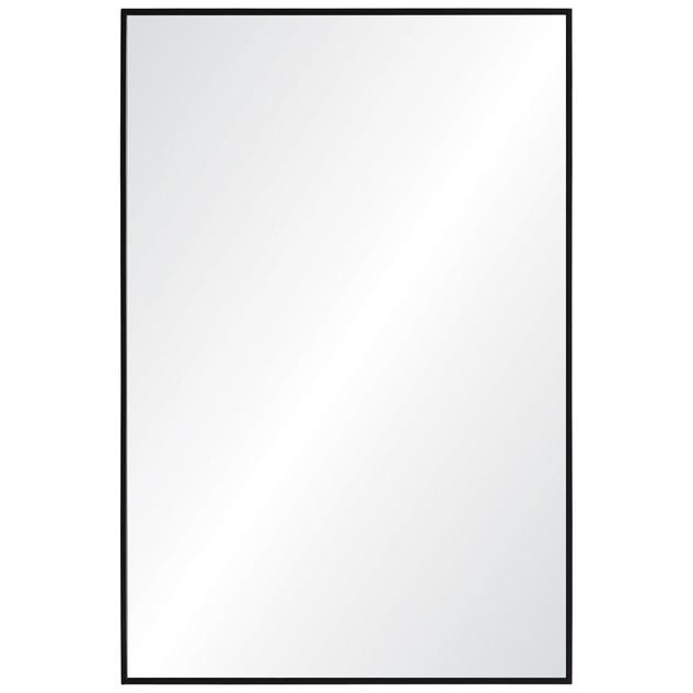 Plain Black Mirror (2 sizes)