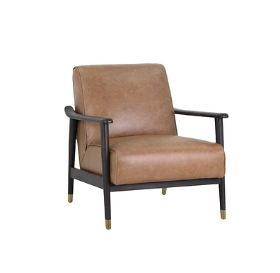 Kellam Chair Camel Leather