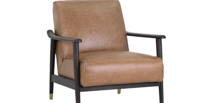 Kellam Chair Camel Leather