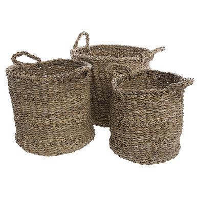"Hacienda Baskets 10""/12""/13.5"""