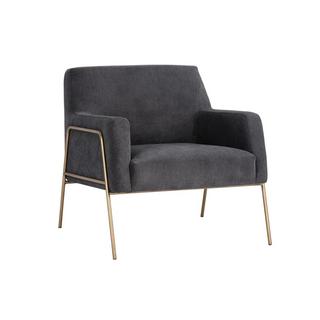 Cibil Dark Grey Chair