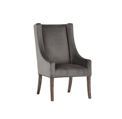 Aiden Dining Chair Grey/Mocha
