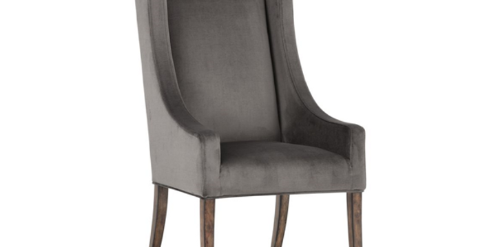 Aiden Dining Chair Grey/Mocha