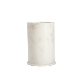 Marble Cotton Holder