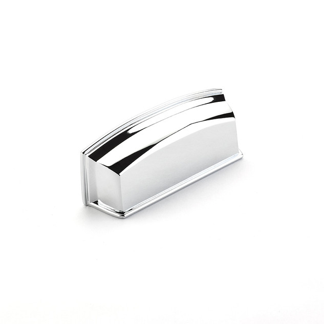 Menlo Cup Pull Polished Chrome