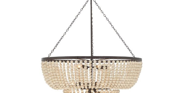 Rylee 12 Lights Chandelier Bronze