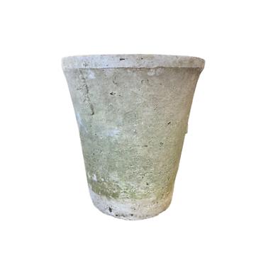 Antique wht pot