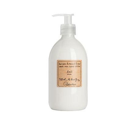 Hand & Body Lotion Milk