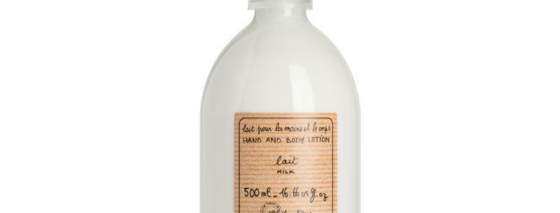 Hand & Body Lotion Milk