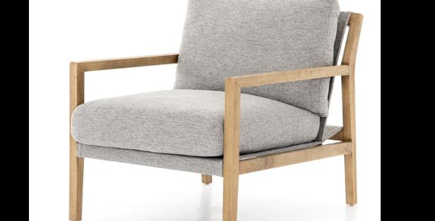 Zion Chair grey