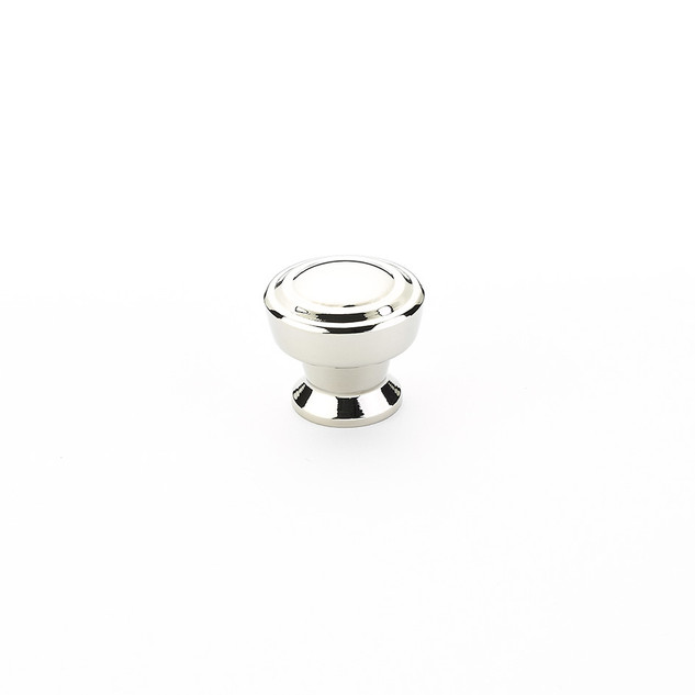 Menlo Round Knob Polished Nickel