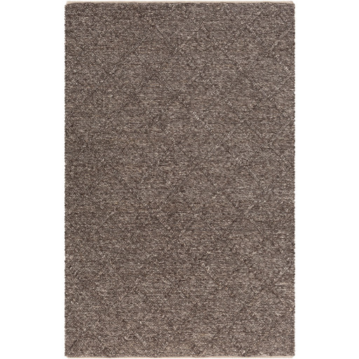 Naples Rug Dark Brown