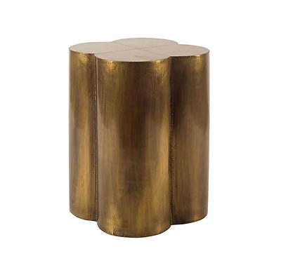 Quatrefoil Side Table