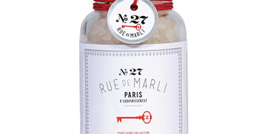Rue de Marli 27 Bath Salt