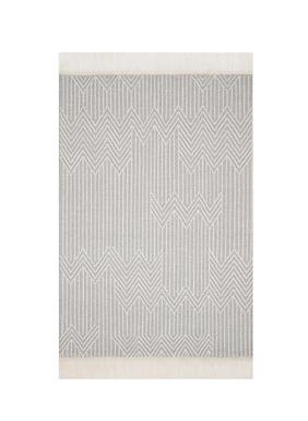 Newton Rug Grey / Ivory