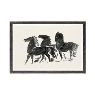 3 Horse Frame