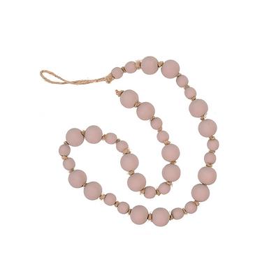 Wooden Beads Blush